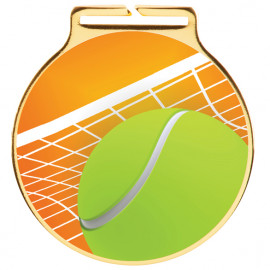 Vision Tennis Medal 60mm