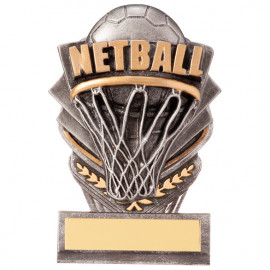 Falcon Netball Award 105mm